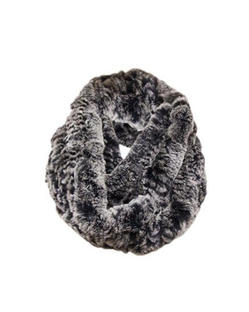 Palmer Private Label Fur Infinity Scarf