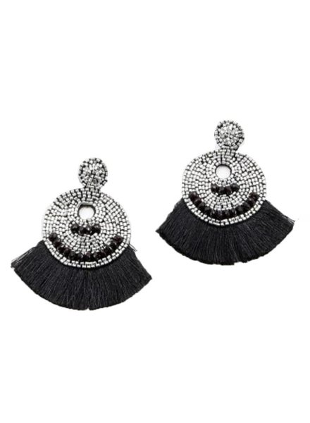Palmer Jewelry The Paige Silver Earring