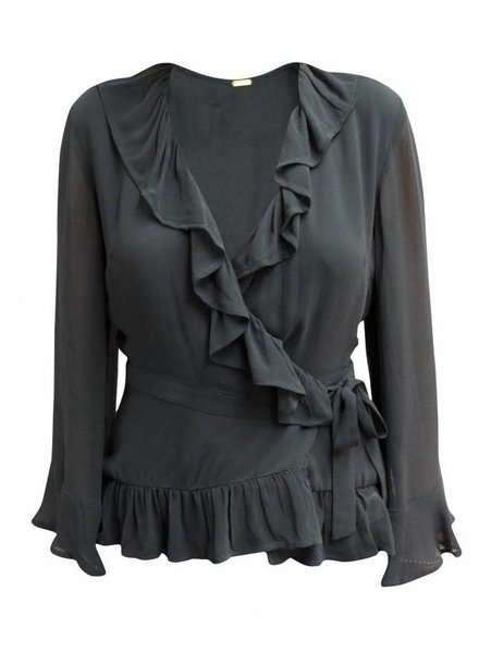 Chan Luu Flamenco Blouse