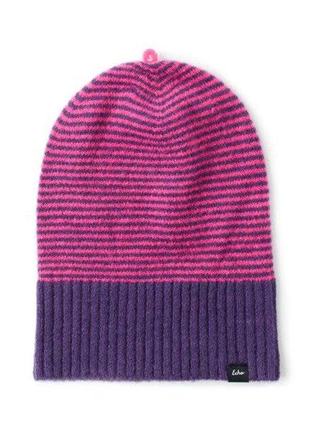ECHO Soft Stretch Mini Stripe Hat