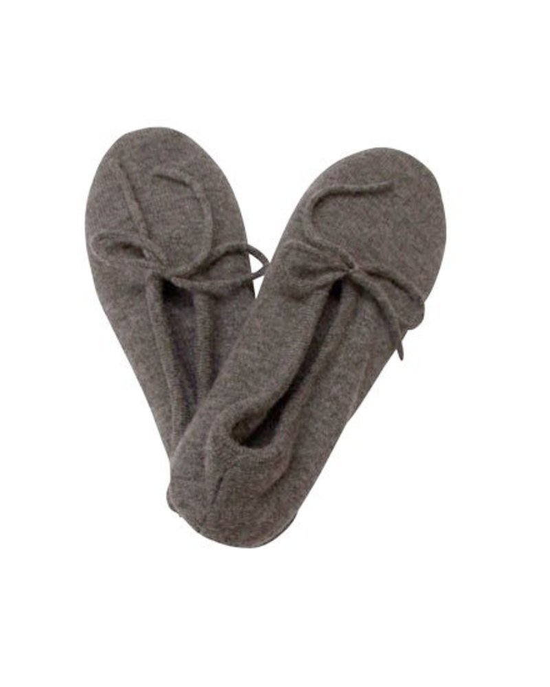 Palmer & Purchase Cashmere Cashmere Slippers