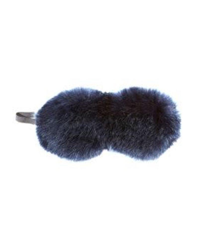 Fabulous Furs Blue Mink Sleep Mask
