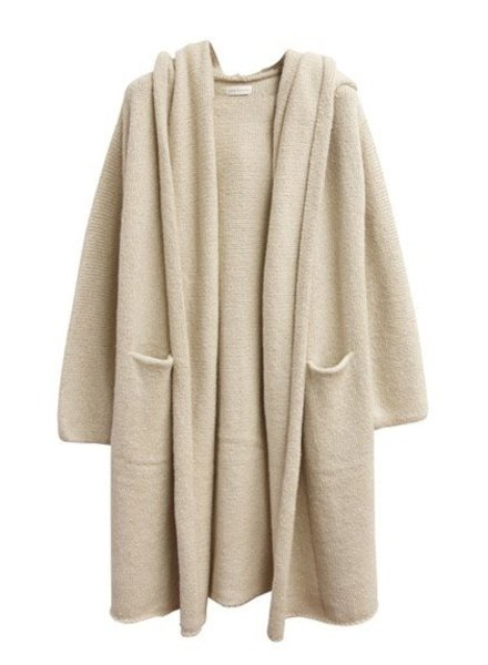 Palmer Private Label Oversized Pocket Cardigan
