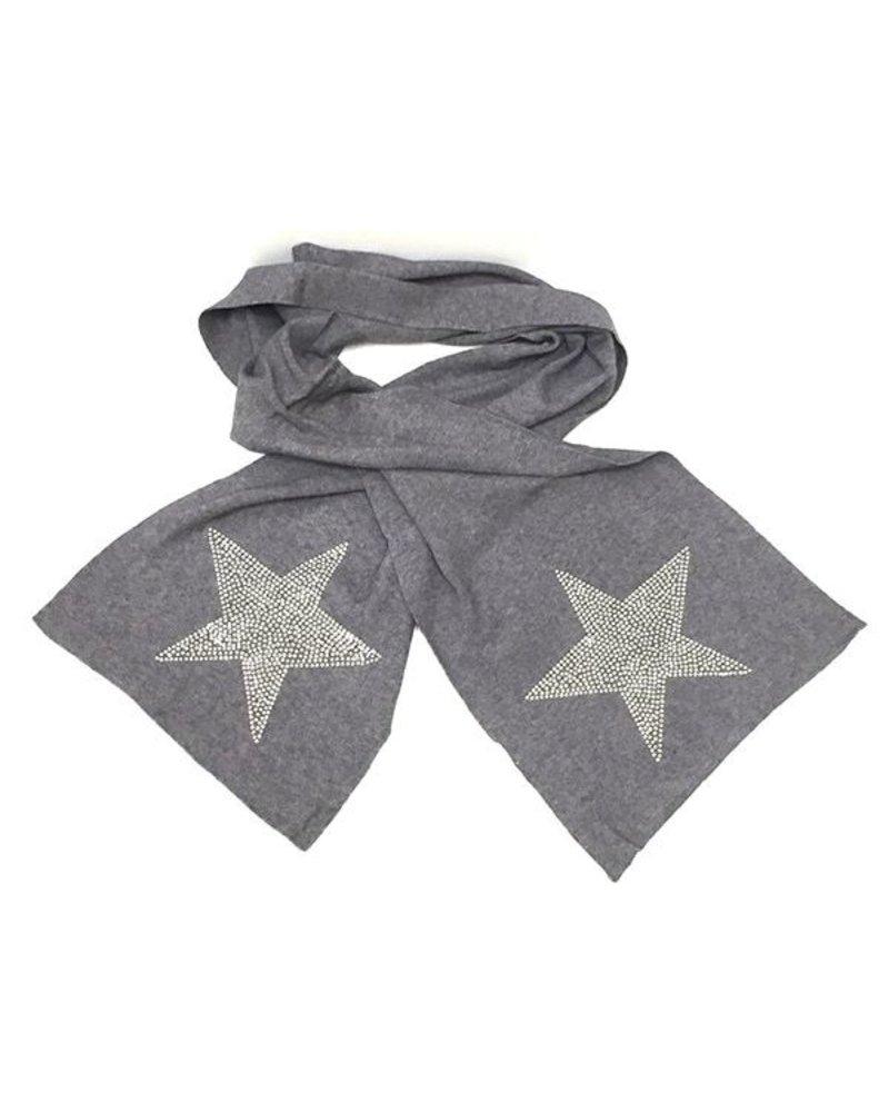 Haute Shore LTD Etoile Star Scarf Grey