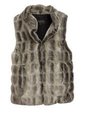 Fabulous Furs Hook Vest Glacier Grey