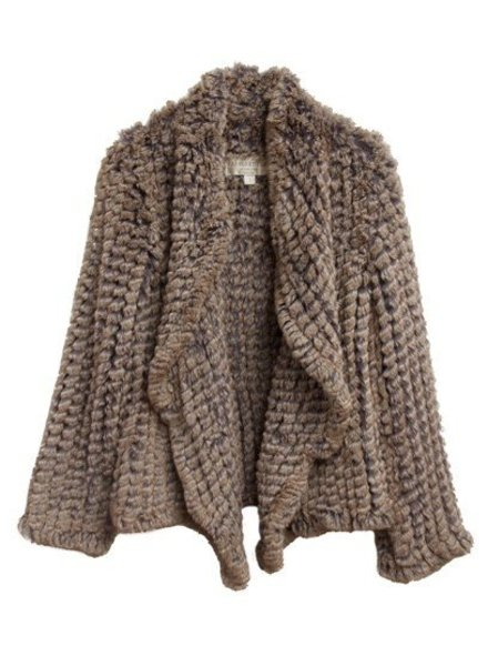 Fabulous Furs Cascade Jacket Natural