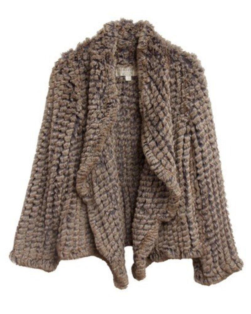 Fabulous Furs Cascade Jacket Natural