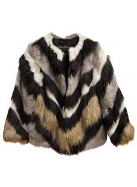 Fabulous Furs Rockstar Jacket Multi