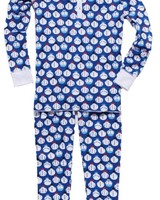 ROBERTA ROLLER RABBIT Kids Sno Global Pajama Set