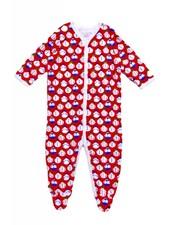 ROBERTA ROLLER RABBIT Infants Sno Global Snap Pajama Suit
