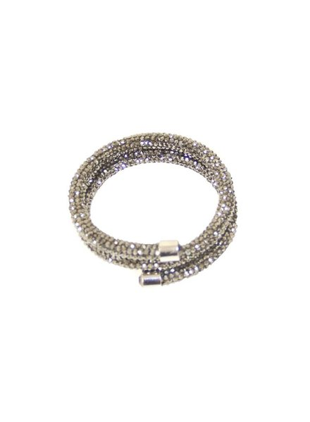Palmer Jewelry The Roxy Bracelet - Gun Metal