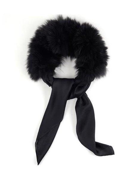 ECHO The Anastasia Fur Scarf