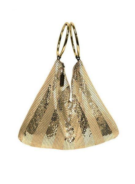 WHITING & DAVIS The Bracelet Bag