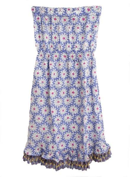 ROBERTA ROLLER RABBIT Dulce Strapless Dress