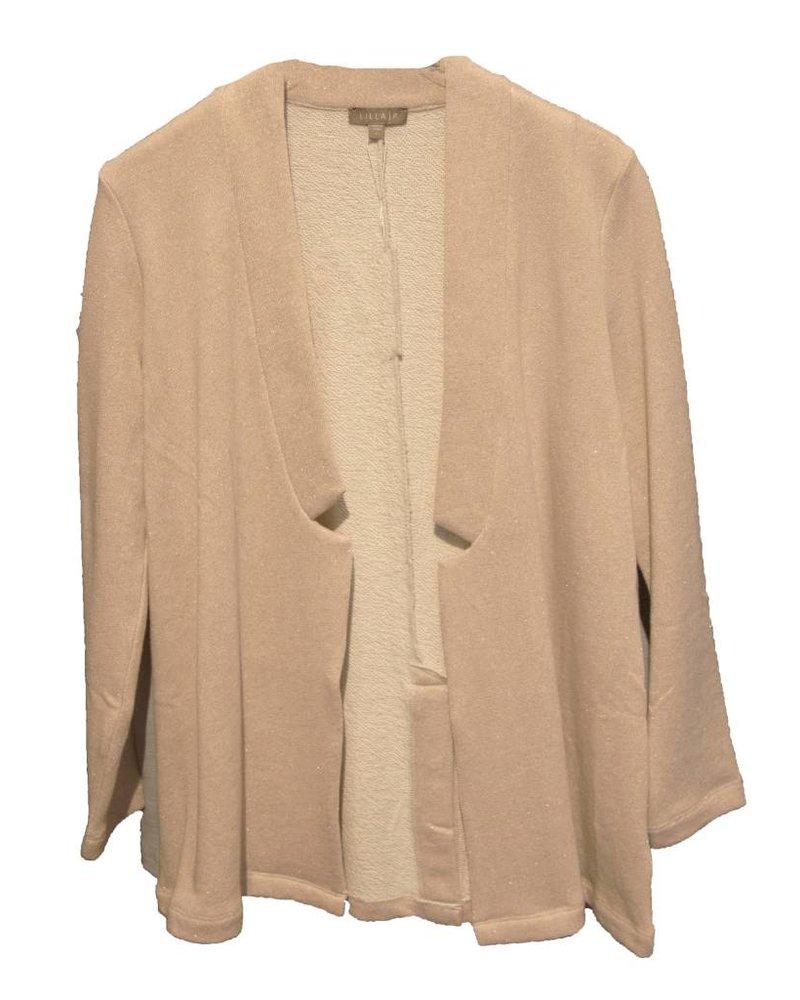 LILLA P Notch Collar Jacket