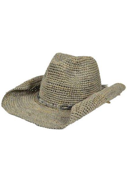 FLORA BELLA Austin Cowboy Hat