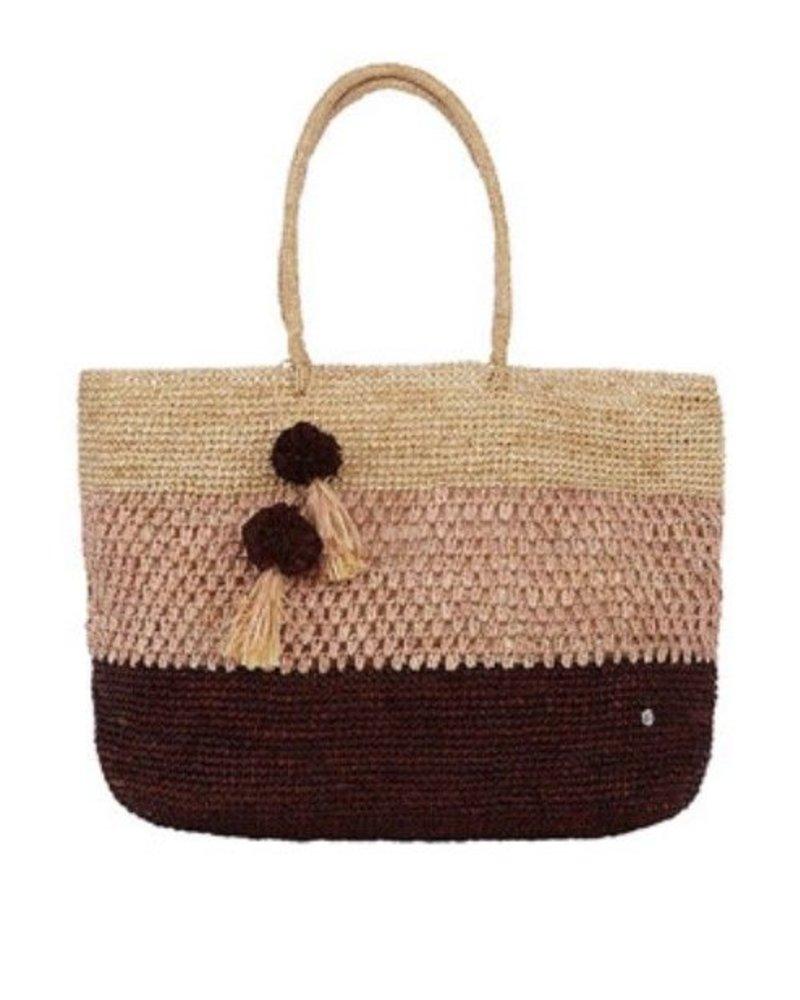 FLORA BELLA Acapulco Crochet Tote