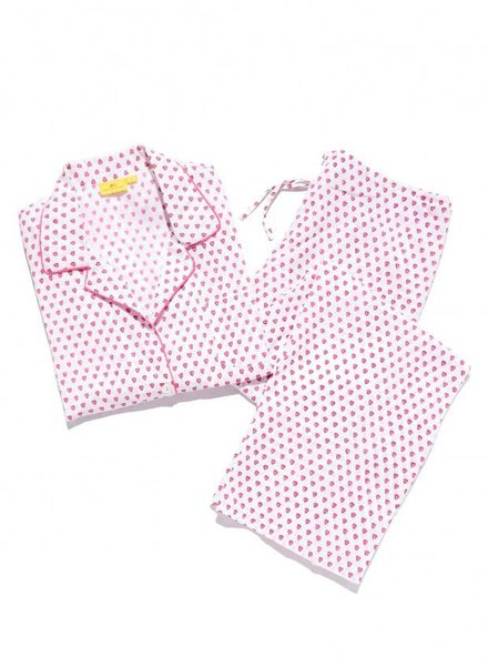 ROBERTA ROLLER RABBIT Loungewear Hearts