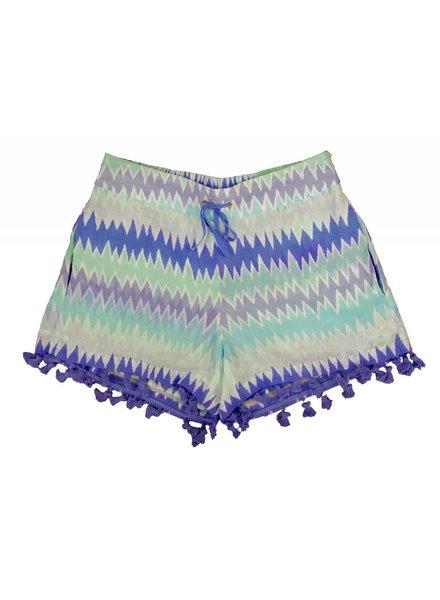 SAIL TO SABLE Print Shorts
