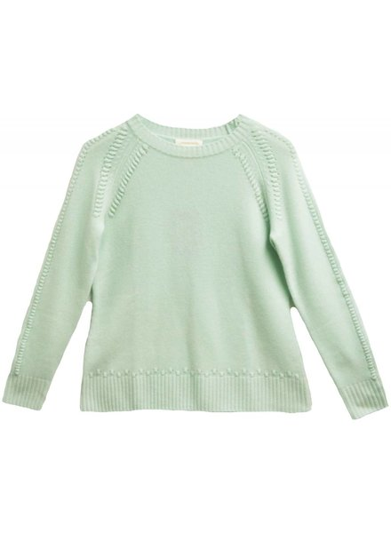 SAIL TO SABLE PomPom Sweater