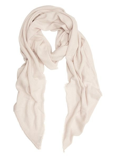 Palmer & Purchase Cashmere Cashmere Raw Edge Scarf