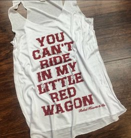 Red Wagon Tank