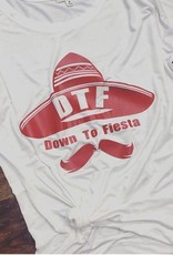 Down to Fiesta slouch tee