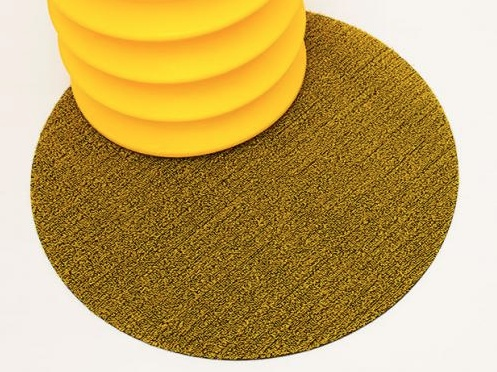 Chilewich Dot, dot, dot… Dot Shag Mats will add a pop of color in front of a kitchen or bathroom sink. Alternatively, use them as a single doormat inside or outside your door. Available in five colors: Black, Citron, Green, Orange and White.<br /> <br /> Shag Indoor/Outdoor Ma