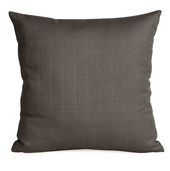Pillow 20x 20 Sterling Charcoal