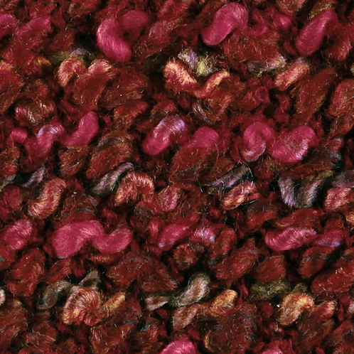 BEDFORD COTTAGE Canyon Throw in Garnet