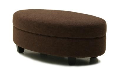 Birchwood Turner - 4055 Oval ottoman