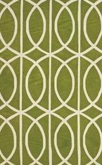 Dalyn Rug Company 5 x 8 rug in clover