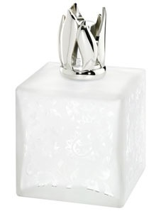 Lampeberger Lampe Berger CUBE - White Bottle