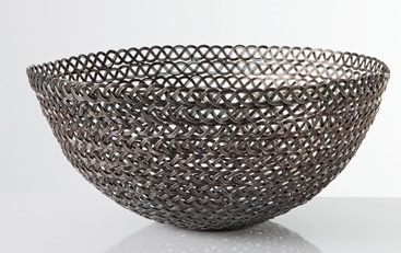 Torre & Tagus BRAIDED WEAVE BOWL - LARGE