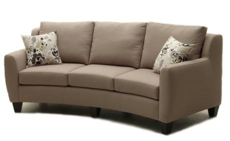 Birchwood Turner - 4055 Curved sofa
