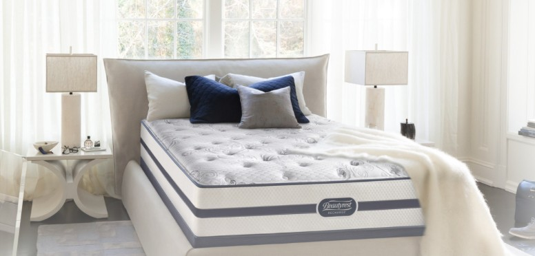Beautyrest Glencoe Pillow Top Medium Firm Queen Mattress