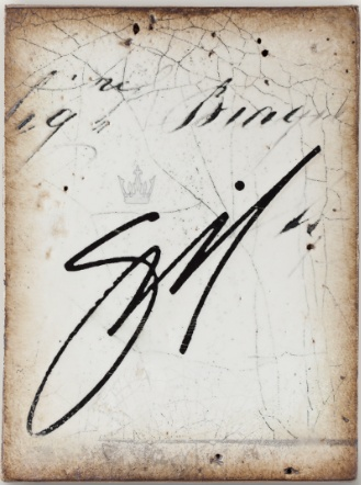 Sid Dickens Artist's Signature - Signed by Sid