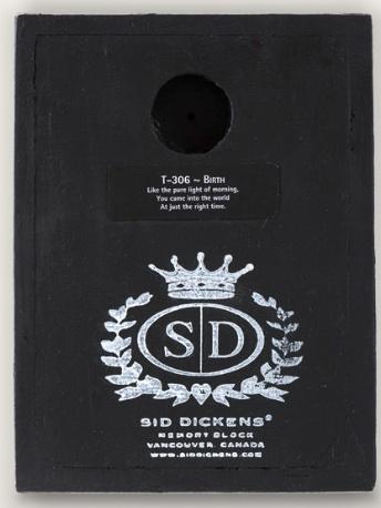 Sid Dickens Birth