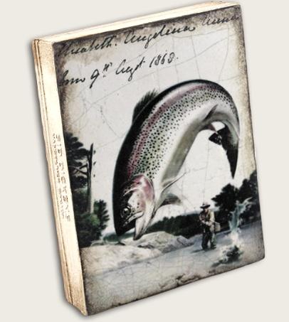 Sid Dickens Riverbank
