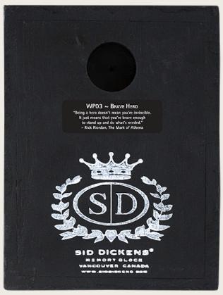 Sid Dickens WP03