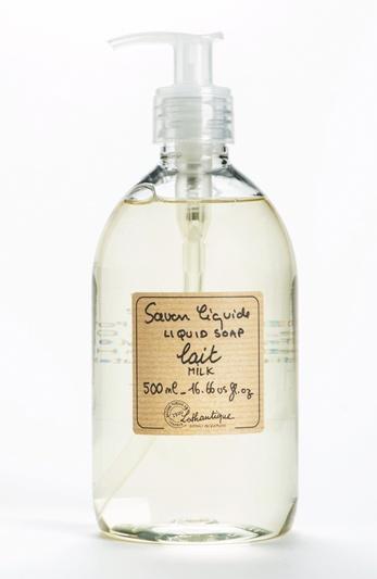 Lothantique Authentique Liquid Soap 500ml - Milk