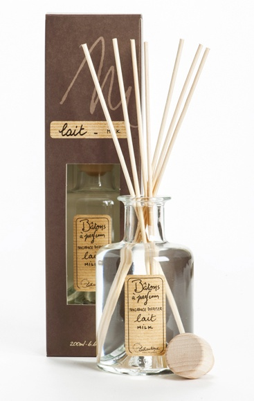 Lothantique Authentique Scented Diffuser - Milk