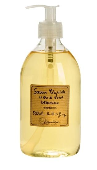Lothantique Authentique Liquid Soap 500ml - Verbena
