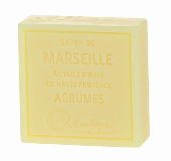 Lothantique Savon de Marseille 100g Soap - Citrus