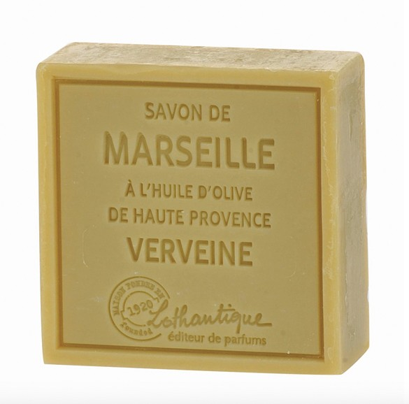 Lothantique Savon de Marseille 100g Soap - Verbena