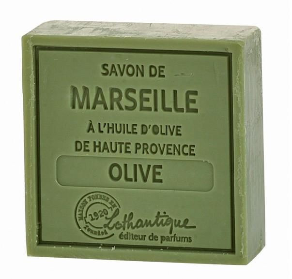 Lothantique Savon de Marseille 100g Soap - Olive