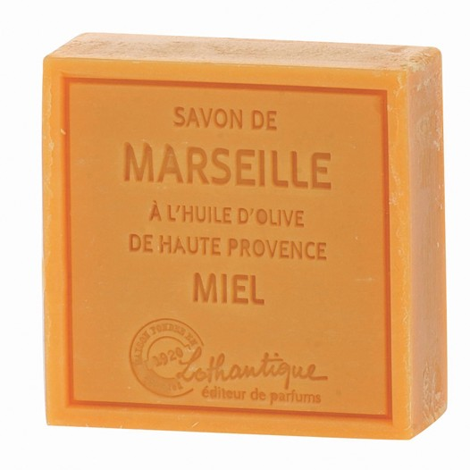 Lothantique Savon de Marseille 100g Soap - Honey