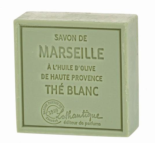 Lothantique Savon de Marseille 100g Soap - White Tea