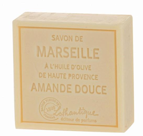 Lothantique Savon de Marseille 100g Soap - Sweet Almond
