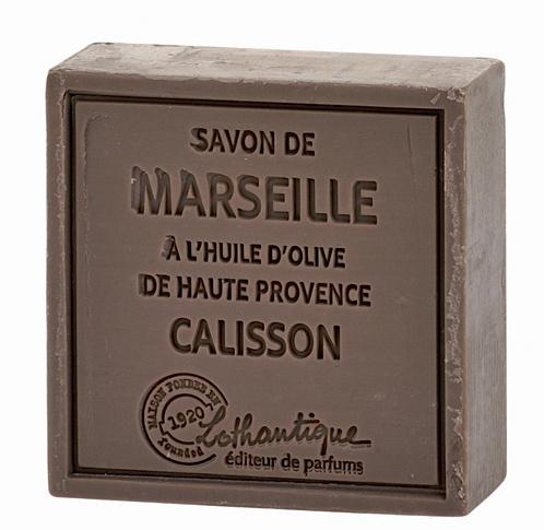 Lothantique Savon de Marseille 100g Soap - Calisson